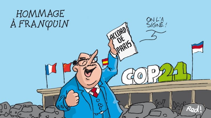 "Climat: qu'y a-t-il vraiment dans l'accord de Paris<small class=""fine""></small>?"