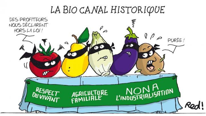 L'agro-industrie veut confisquer le mot «<small class=&quot;fine&quot;>&nbsp;</small>bio<small class=&quot;fine&quot;>&nbsp;</small>»