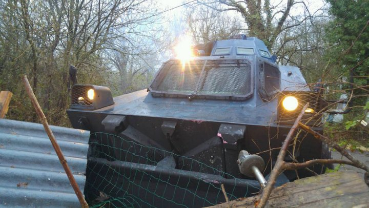 Expulsions sur la Zad : l'intervention militaire commence à patiner