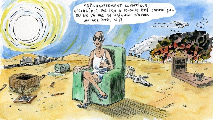 """Pourquoi le drame écologique mobilise-t-il si peu<small class=""""fine""""></small>?"""