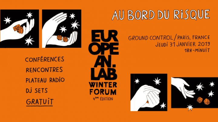 European Lab Winter forum 2019, à Paris