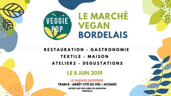 Veggie Pop, à Bordeaux (Gironde)