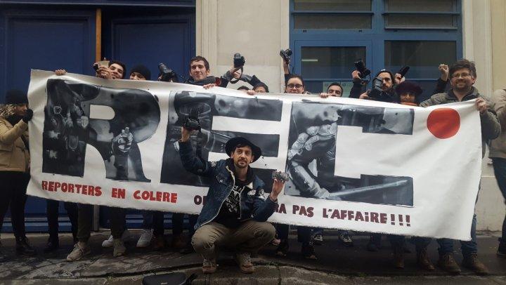 Le photojournaliste Jean Segura relâché sans charges après une journée de garde à vue
