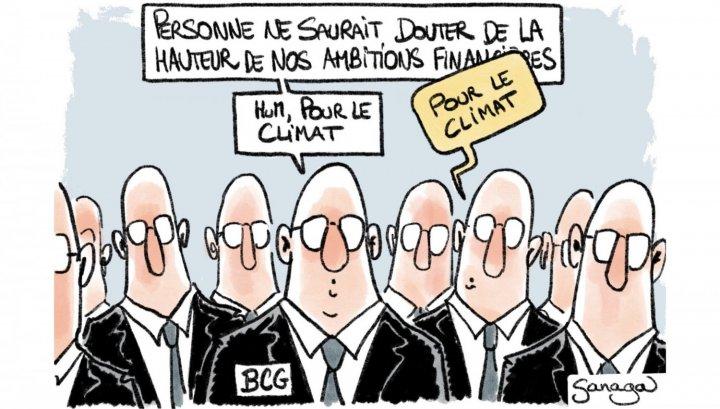 Pour défendre son action climatique, le gouvernement s'offre les services d'un cabinet de conseil international