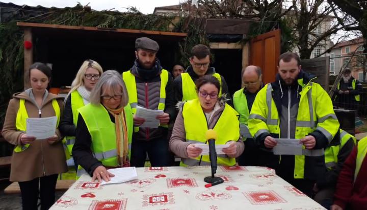 Dans la Meuse, des gilets jaunes appellent à des assemblées populaires