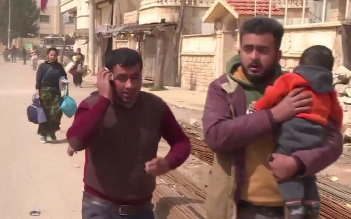 Erdogan affirme que le centre-ville d'Afrine est sous contrôle — Syrie