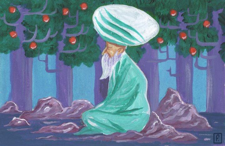 Le soufisme, une voie musulmane vers l'écologie