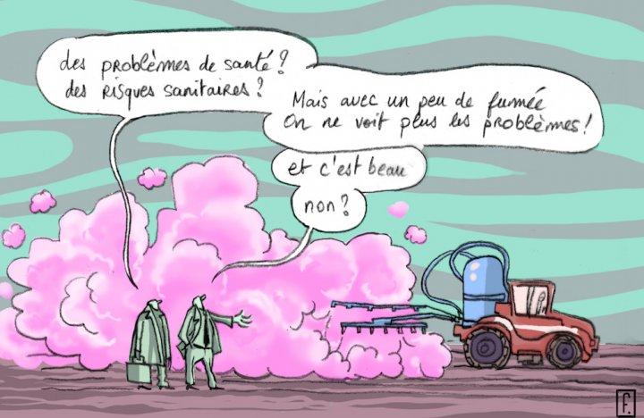 La réglementation sur les pesticides risque fort d'être allégée