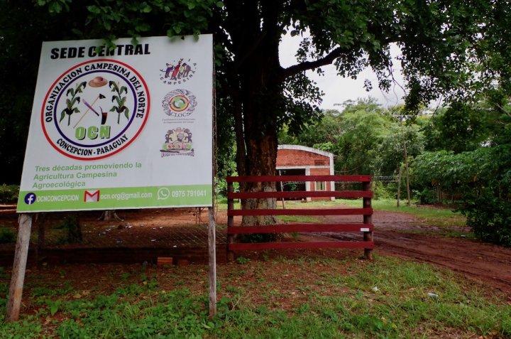 Au Paraguay, des paysans en lutte contre la monoculture de soja