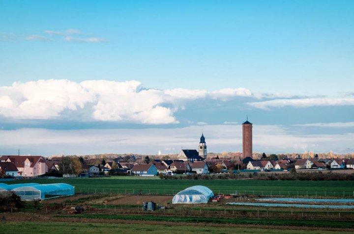 Ungersheim, un pueblo donde la transición ecológica no convence a todos los habitantes