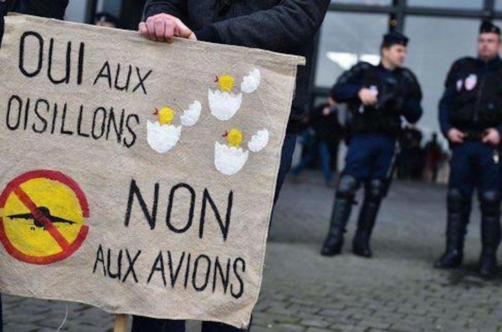 Les paysans maintiennent la pression contre l'aéroport de Notre-Dame-des-Landes