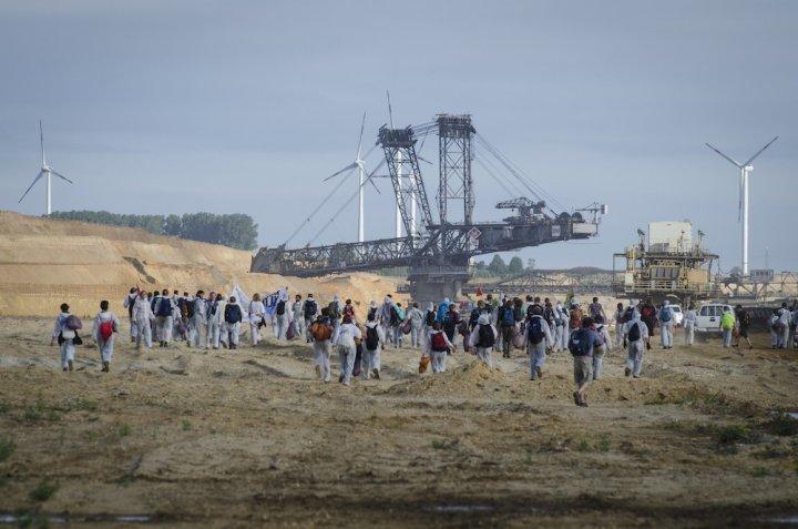 En Allemagne, la bataille pour la fin du charbon est lancée