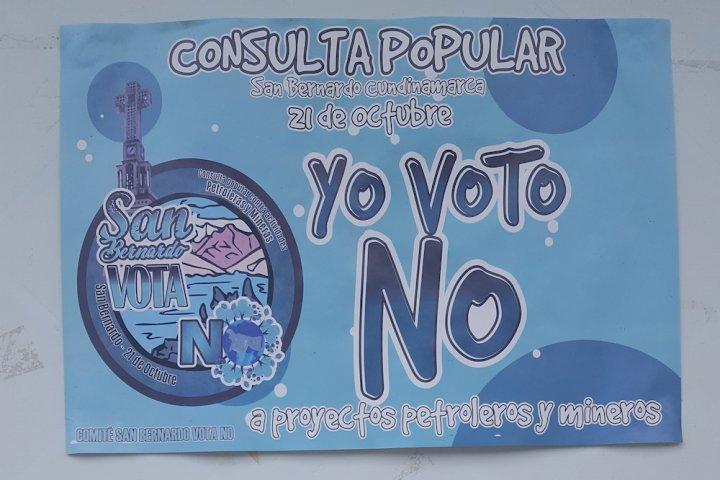 En Colombie, les référendums d'initiative citoyenne stoppent les mines