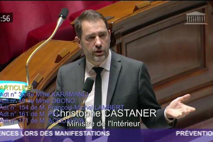 Les députés ont voté la loi qui limite la liberté de manifester