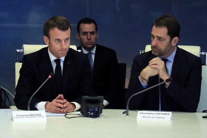 Macron, l'État terroriste