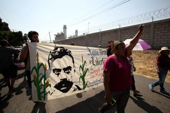 Au Mexique, les zapatistes du Chiapas s'opposent aux grands projets nuisibles