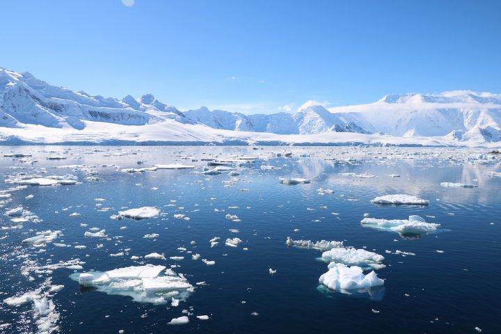Antarctique, le continent qui fond
