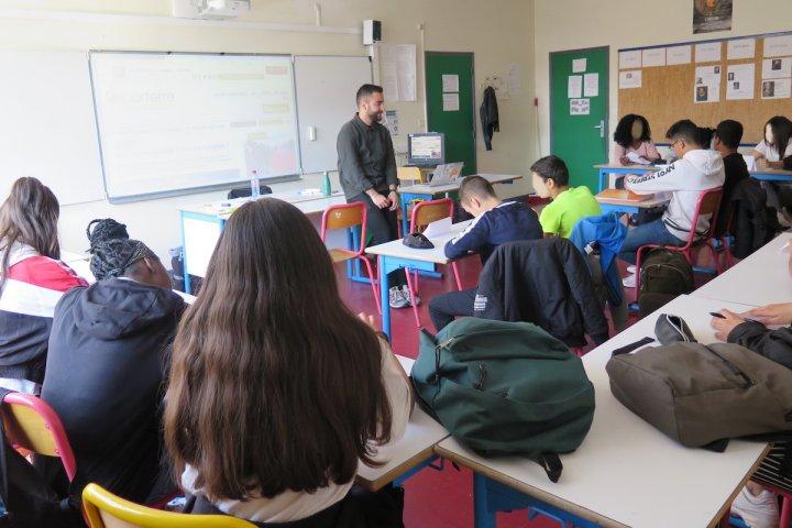 Parler d'écologie aux jeunes: pas facile, racontent les profs
