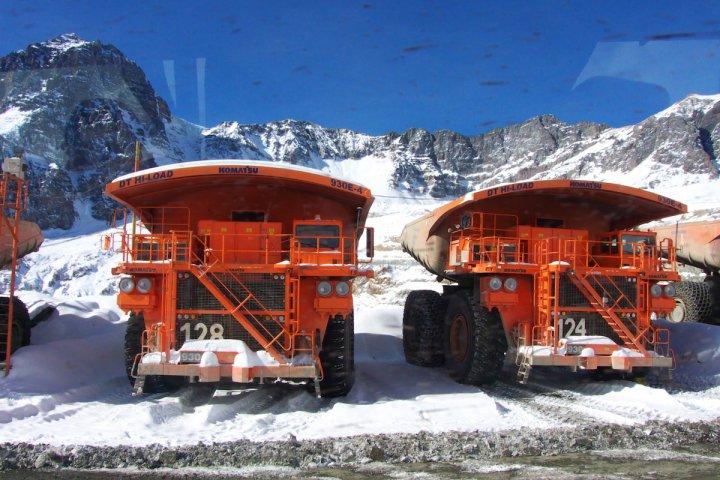 L'industrie minière ou les glaciers, le Chili va devoir choisir