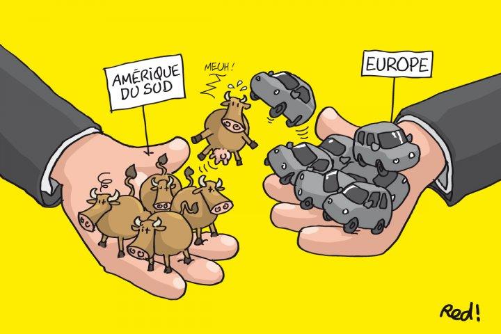 Malgré la déforestation en Amazonie, l'Europe veut signer le traité avec le Mercosur