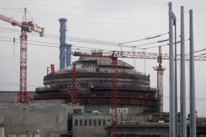 """En coulisses, l'État prépare le financement de six nouveaux réacteurs <span class=""""caps"""">EPR</span>"""