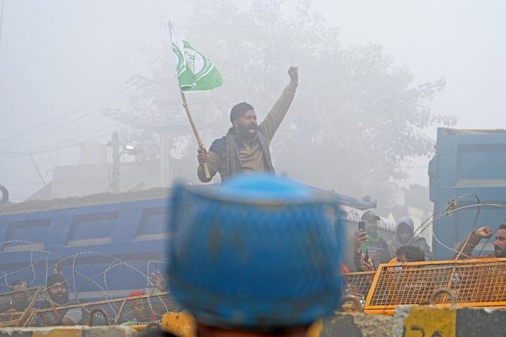 En Inde, la révolte paysanne révèle un système agricole dans l'impasse