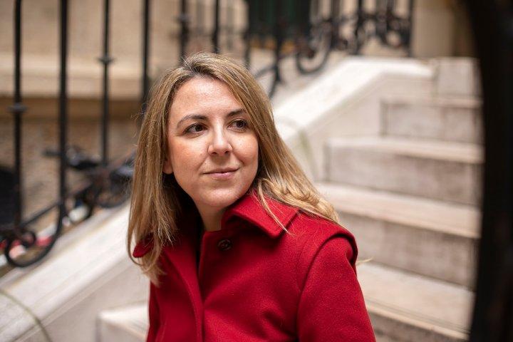 """Vanessa Codaccioni: «<small class=""""fine d-inline""""></small>L'État nous pousse à agir comme la police<small class=""""fine d-inline""""></small>»"""