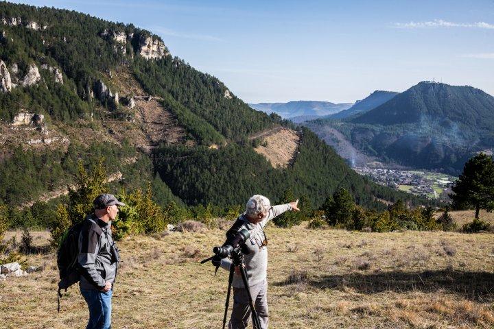 Moins de gardes dans le Parc national des Cévennes, nature menacée