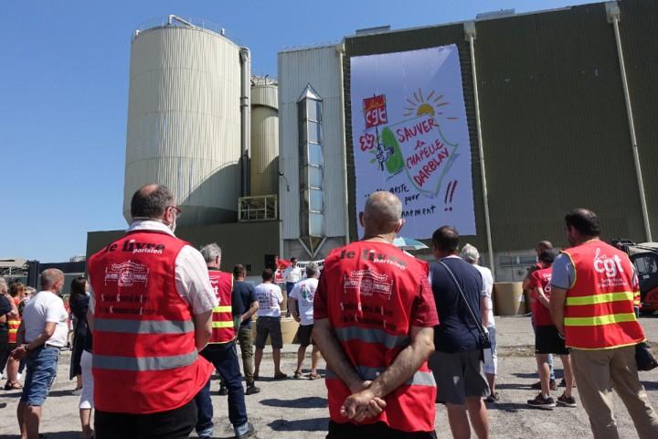 """Il faut sauver la Chapelle-Darblay, dernière usine française de papier 100<small class=""""fine d-inline""""></small>% recyclé"""