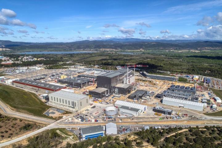 Iter, les promesses polluantes de la fusion nucléaire: l'enquête de Reporterre