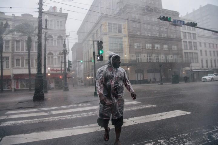L'ouragan Ida dévaste la Louisiane, aux États-Unis