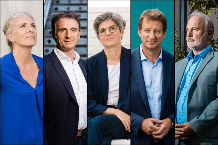 Portraits, interviews: l'essentiel pour choisir les candidats à la primaire des écologistes