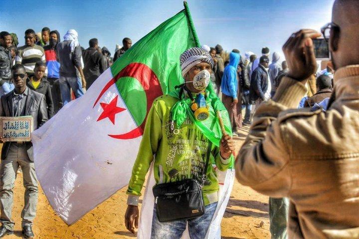 En Algérie, la bataille du peuple contre le gaz de schiste ne faiblit pas