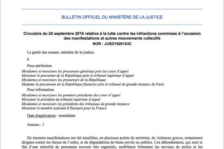 Le gouvernement prépare une répression de masse sur la Zad de Notre-Dame-des-Landes