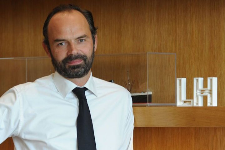 La nomination d'Edouard Philippe dope le secteur de l'énergie — EDF