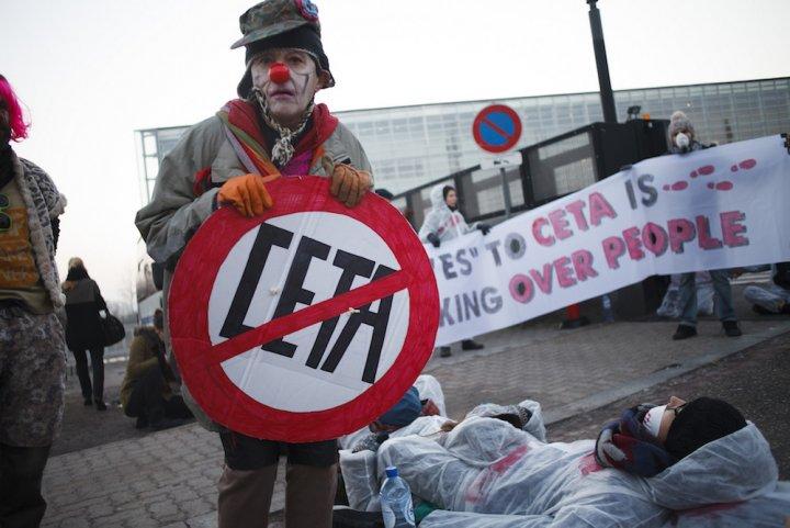 Sur le CETA, le gouvernement a choisi les affaires contre l'environnement