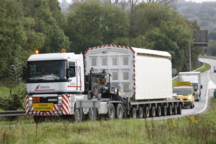 Piscine et transport de déchets nucléaires: ça risque gros