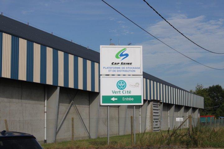 À Rouen, l'eau potable menacée par un dépôt géant de pesticides