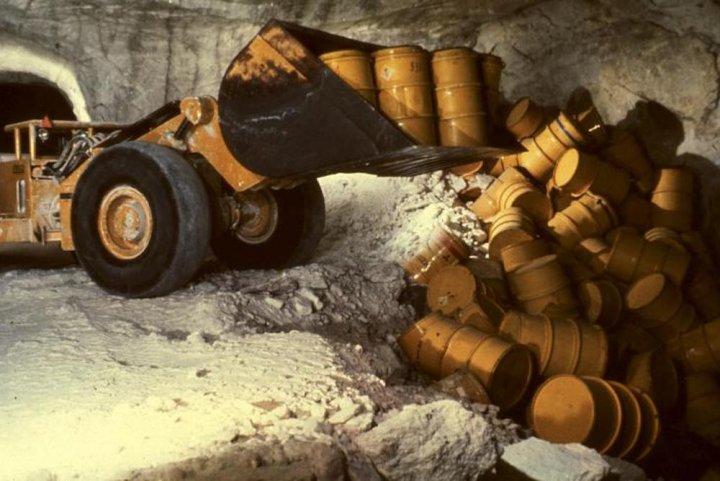 Le casse-tête international des déchets radioactifs