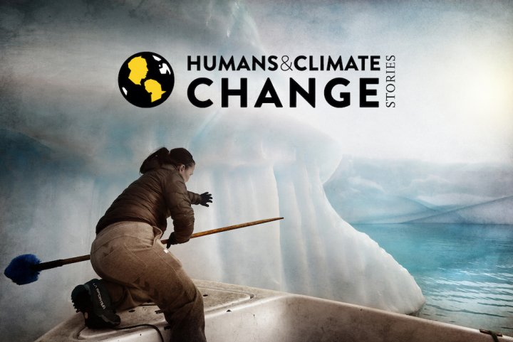"Exposition «<small class=""fine""> </small>Humans&Climate Change Stories<small class=""fine""> </small>», à Paris"