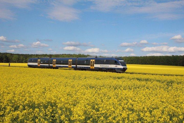 En Allemagne, les trains du quotidien fonctionnent très bien