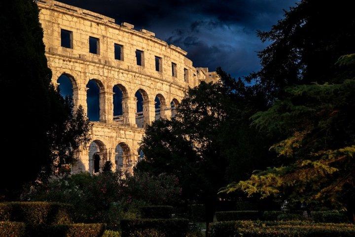 Climat et maladies ont fait chuter l'Empire romain