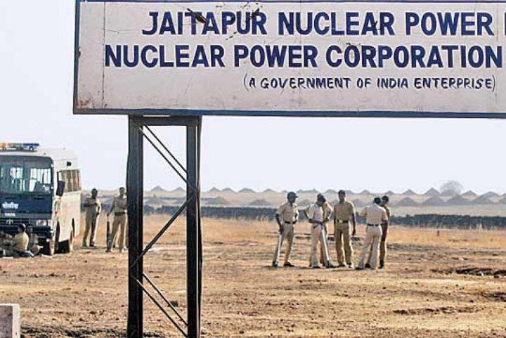 En secret, la France et l'Inde veulent construire la plus grande centrale nucléaire du monde