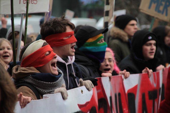 Manifeste de la jeunesse pour le climat