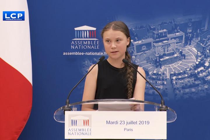 Greta Thunberg tente de secouer les députés… qui ratifient le Ceta