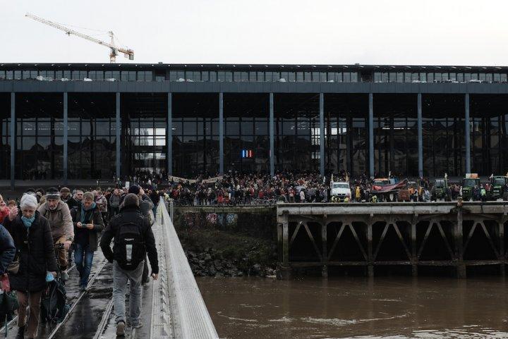 Notre-Dame-des-Landes: le tribunal ordonne l'expulsion, la mobilisation se prépare