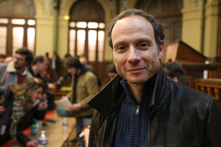 Frédéric Lordon: «Que la mobilisation 'Nuit Debout' doive aspirer à devenir Constituante», «c'est ce que je crois fondamentalement»