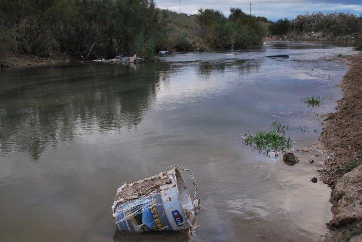 En Tunisie, le principal fleuve est empoisonné par l'industrie