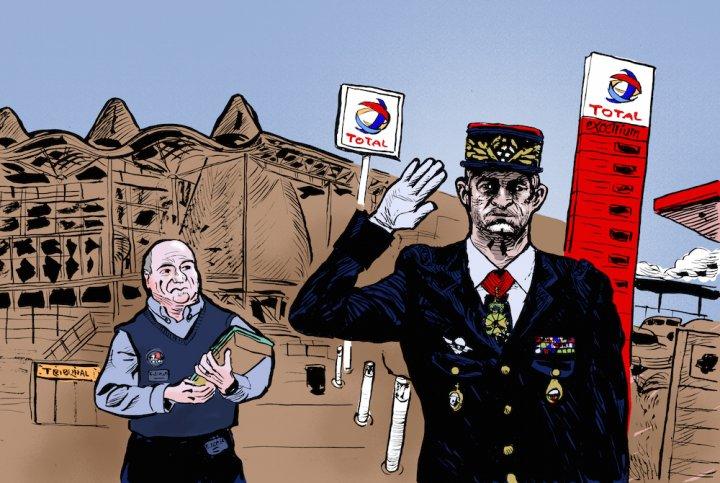 Mort de Rémi Fraisse: l'ancien chef des gendarmes poursuit un internaute pour diffamation