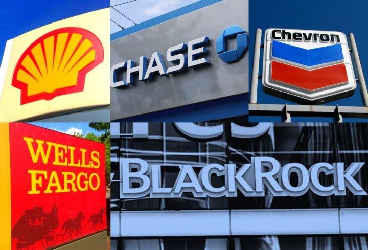 Aux Etats-Unis, de grands groupes pétroliers financent la police